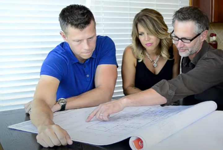 Jeff and clients Planning Phase